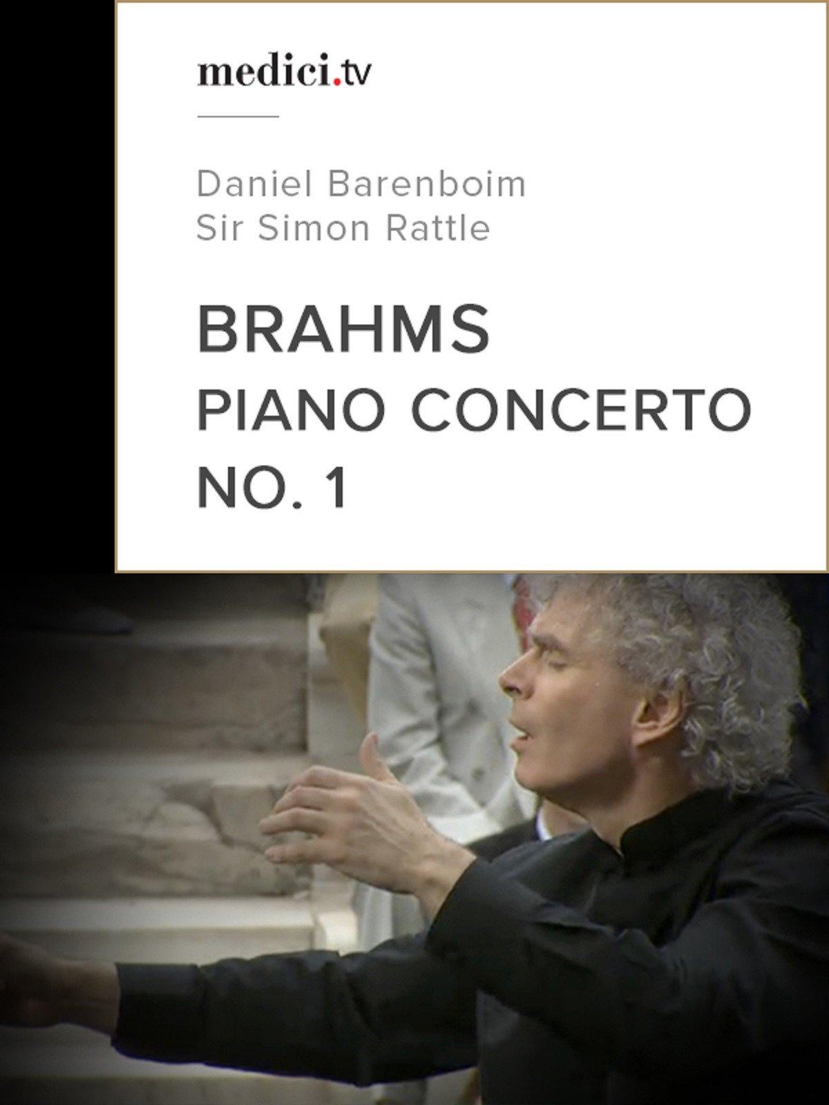 Brahms, Piano Concerto No. 1