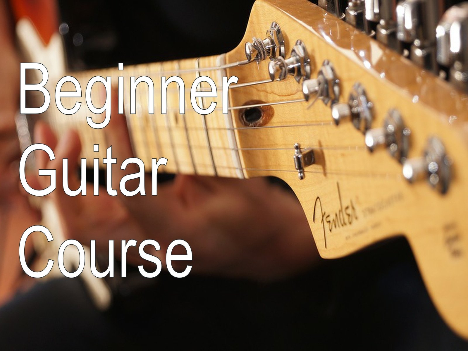 Beginner Guitar Course - Season 1