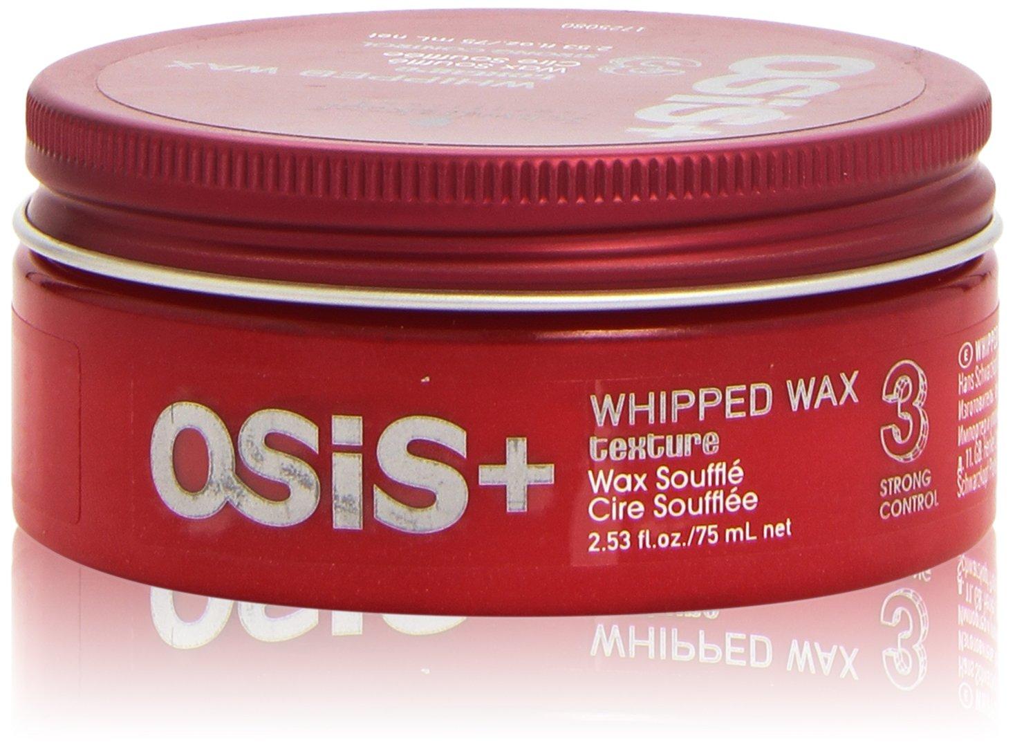 Schwarzkopf Professional OSiS+ Whipped Wax Texture Souffle 2.53 oz / 75 ml