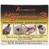 Premium Pack A20501 Amazing Casting Products Alumilite High Strength 3 Liquid Mold Making Rubber, 1-Pound, Pink (Color: Limited Edition)