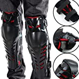 1 Pair Motorcycle Protective Kneelet Racing Motocross Knee Pads Protector Guards