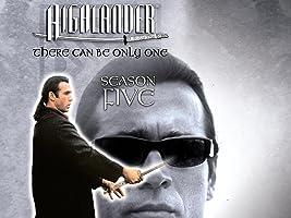 Highlander Season 5