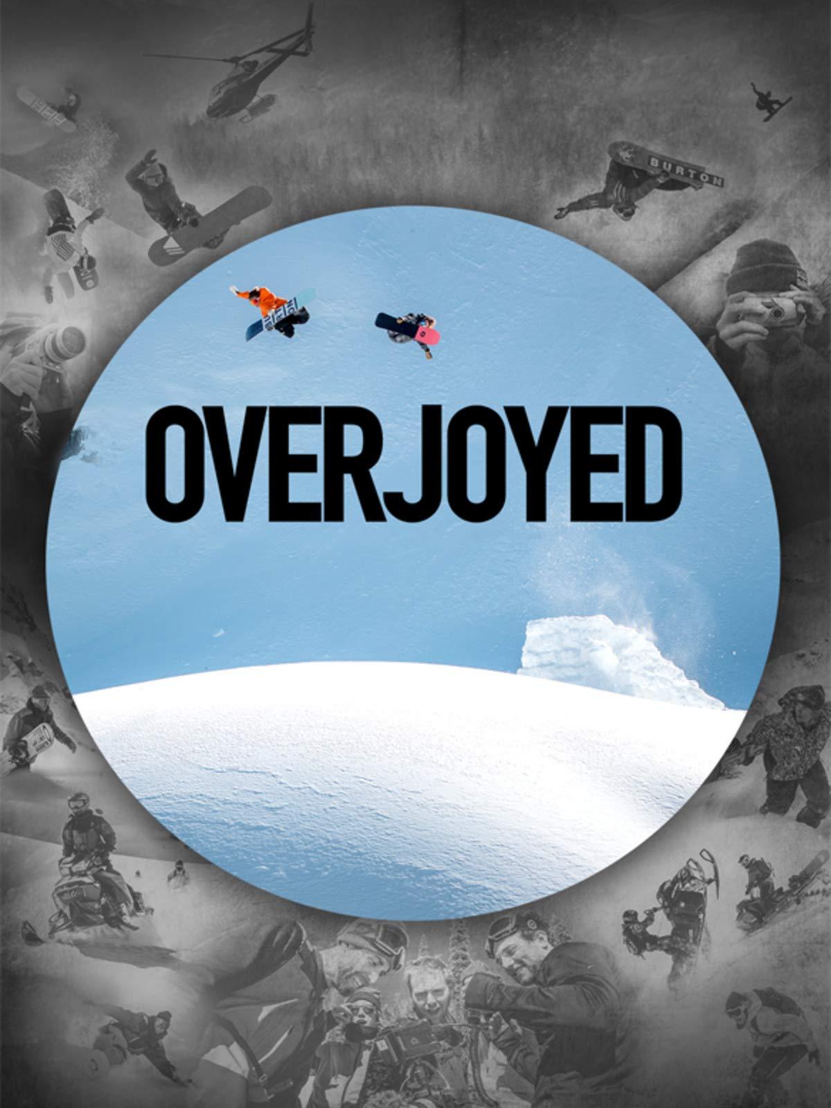 OverJOYed on Amazon Prime Video UK