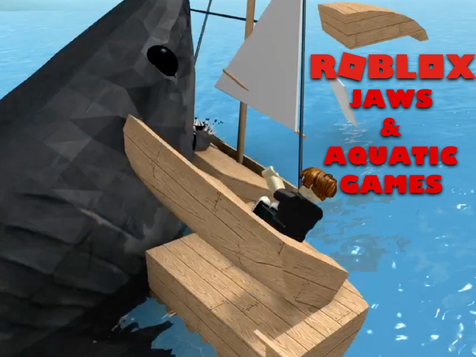 Clip: Roblox Jaws & Aquatic Games