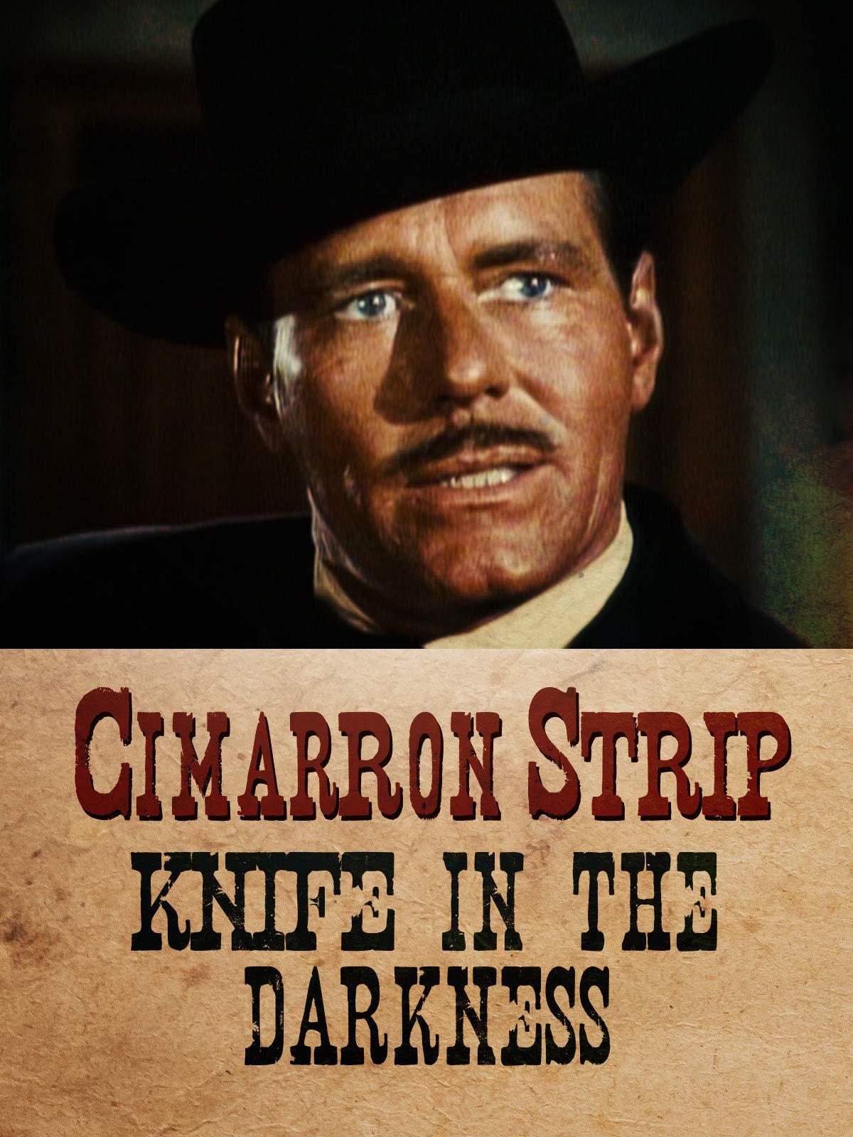 Cimarron Strip - Knife in the Darkness