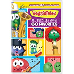 VeggieTales: All the Silly Songs - 60 Favorites