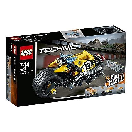 LEGO - 42058 - Technic -  Jeu de construction - La Moto du Cascadeur