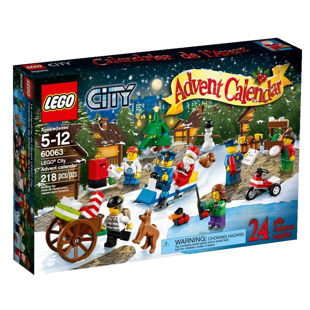 LEGO City Advent Calendar #60063