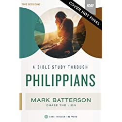 40 Days Through the Book: Philippians Video Study