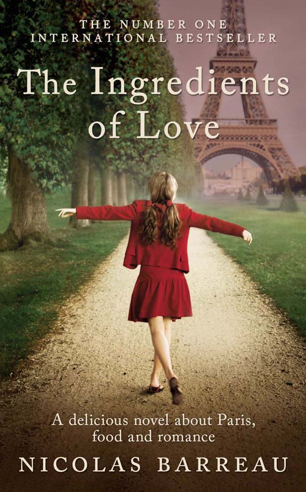 Novel Of The Week - The ingredients of Love by Nicolas Barreau