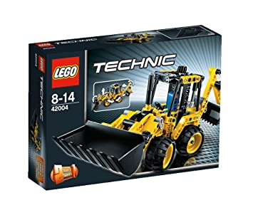 Lego Technic - 42004 - Jeu de Construction - Le Tractopelle