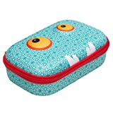 ZIPIT Beast Pencil Box/Storage Box, Blue (Color: Blue)