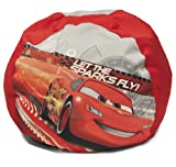 Disney Cars 2 Round Bean Bag