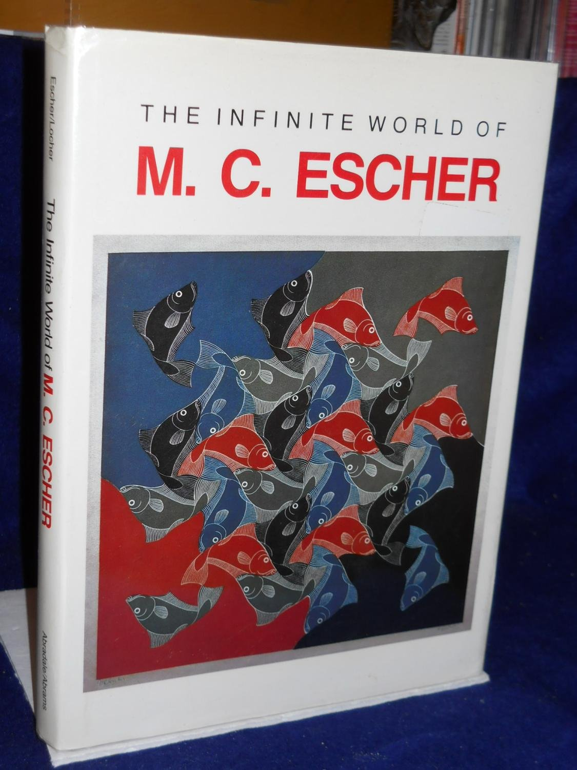 The Infinite World of M.C. Escher, Escher, M. C.; Locher, J. L.