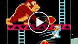 CGRundertow DONKEY KONG for NES Video Game Review