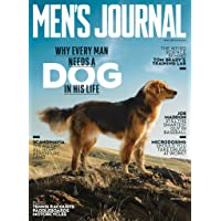 1-Year (12 issues) of Men's Journal Magazine Subscription