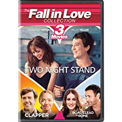The Fall in Love Collection (Two Night Stand / The Clapper / All Roads Lead to Rome)