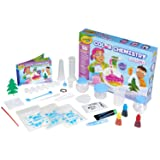 Crayola Artic Color Chemistry Set for Kids, Steam/Stem Activities, Educational Toy, Ages 7, 8, 9, 10 (Color: Multi)