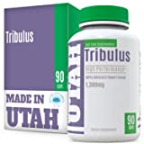 Tribulus Terrestris Extract With 45% Steroidal Saponin Formula - Regulates Natural Testosterone Levels, Increases Libido, Endurance, Energy, Stamina And Promotes Muscle Gain