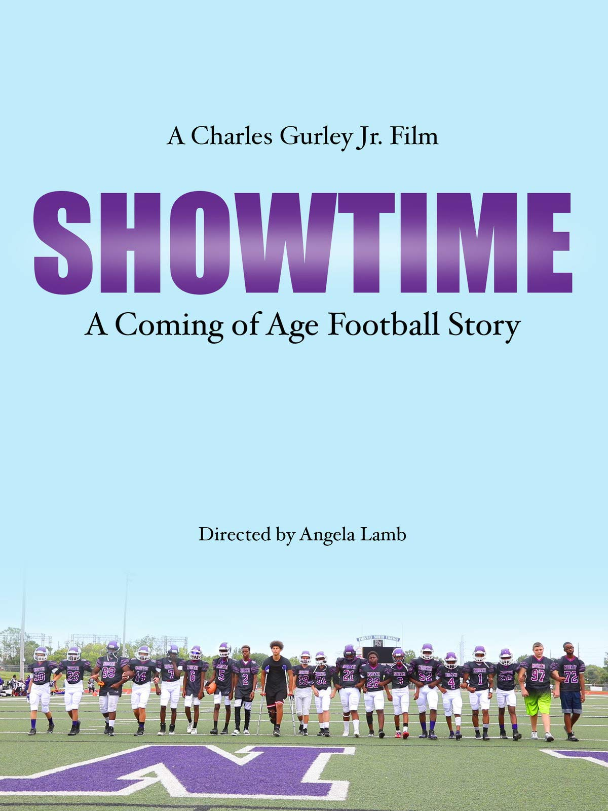 Showtime: A Coming of Age Football Story on Amazon Prime Video UK