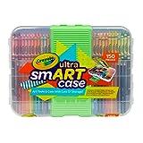 Crayola Smart Case Next Generation, Art Set for Kids, Color Updates, Gift, 150Piece (Color: Multi)