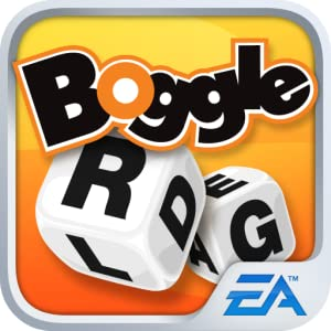 Boggle (Kindle Tablet Edition) from Electronic Arts Inc.