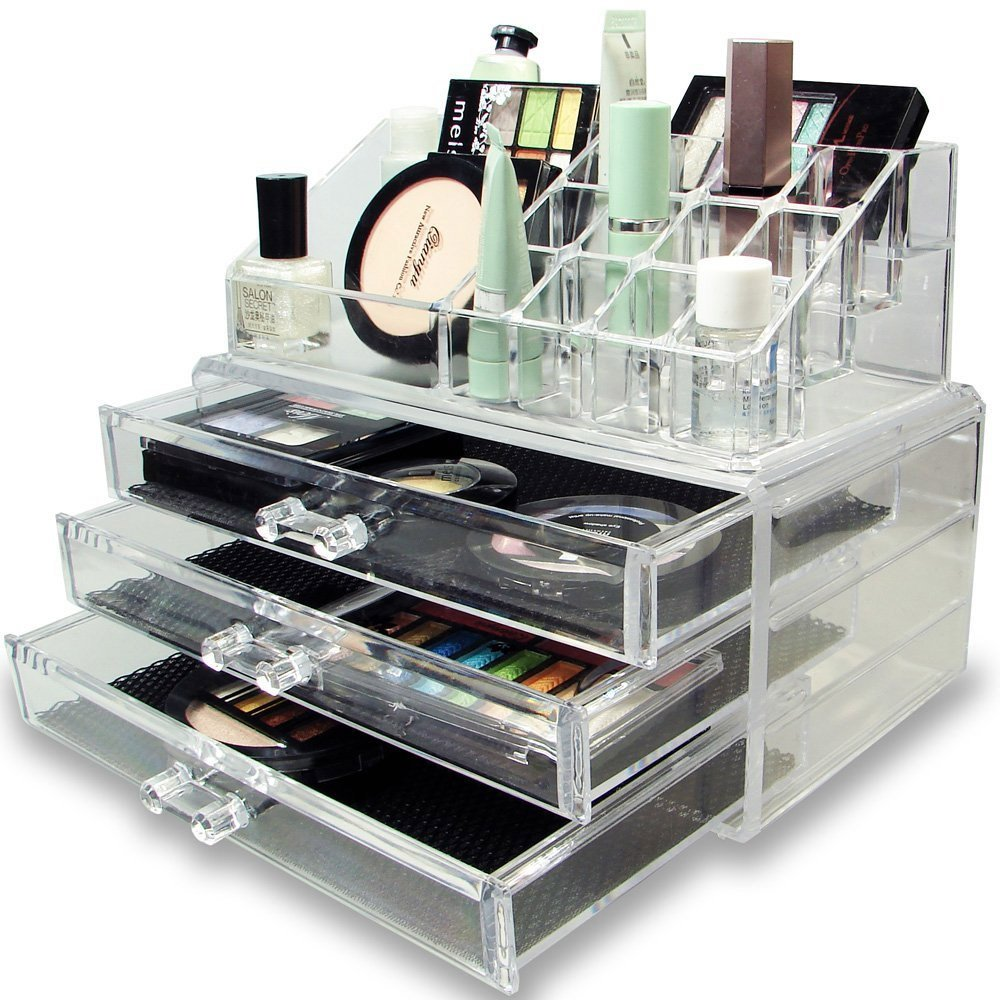 Jewelry and Cosmetic Storage Set