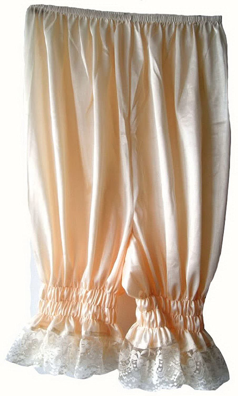Frauen Handgefertigt Halb Slips UL3IV IVORY Half Slips Nylon Women Pettipants Lace günstig online kaufen