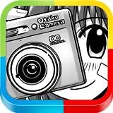 オタクカメラ - 写真を漫画風に!アニメや映画とのコラボフレームで楽しもう!