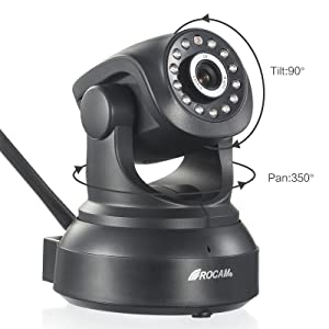 ROCAM NC300 Wireless IP Camera