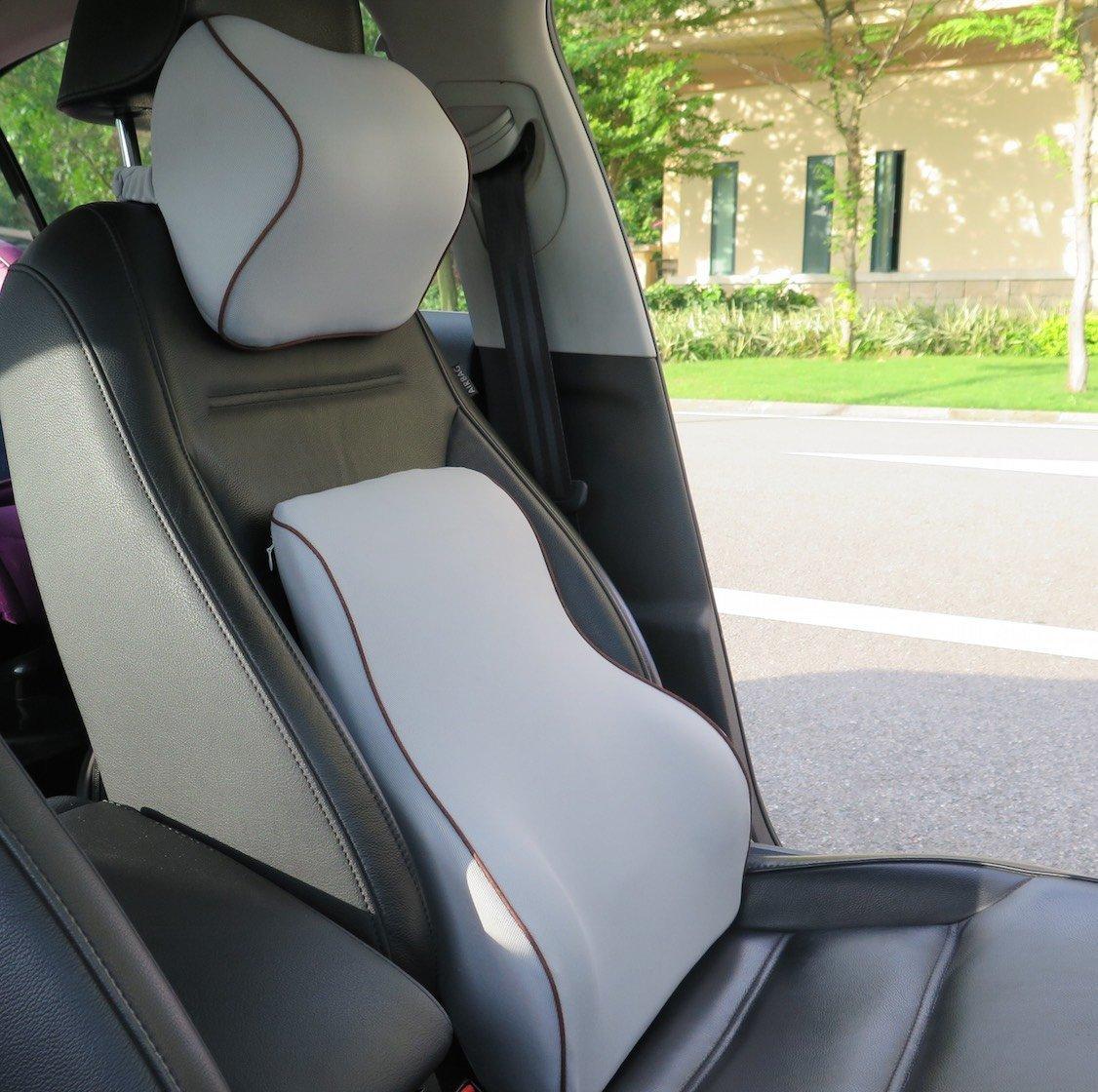 car comfort best lumbar support for car seats. Black Bedroom Furniture Sets. Home Design Ideas
