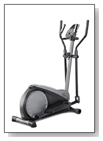Gold's Gym 310 Elliptical Review