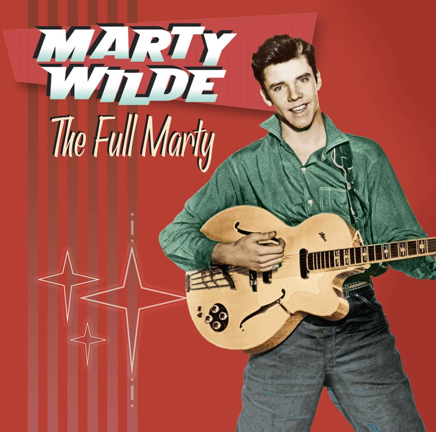 Marty Wilde The Full Marty by Marty Wilde Amazoncouk Music