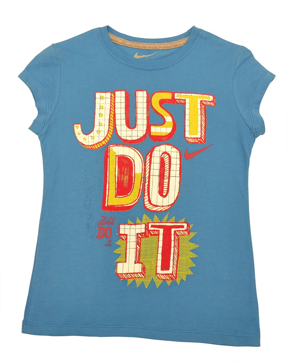 Just do it Nike Shirts Girls Nike Big Girls 7 16 Quot Just do