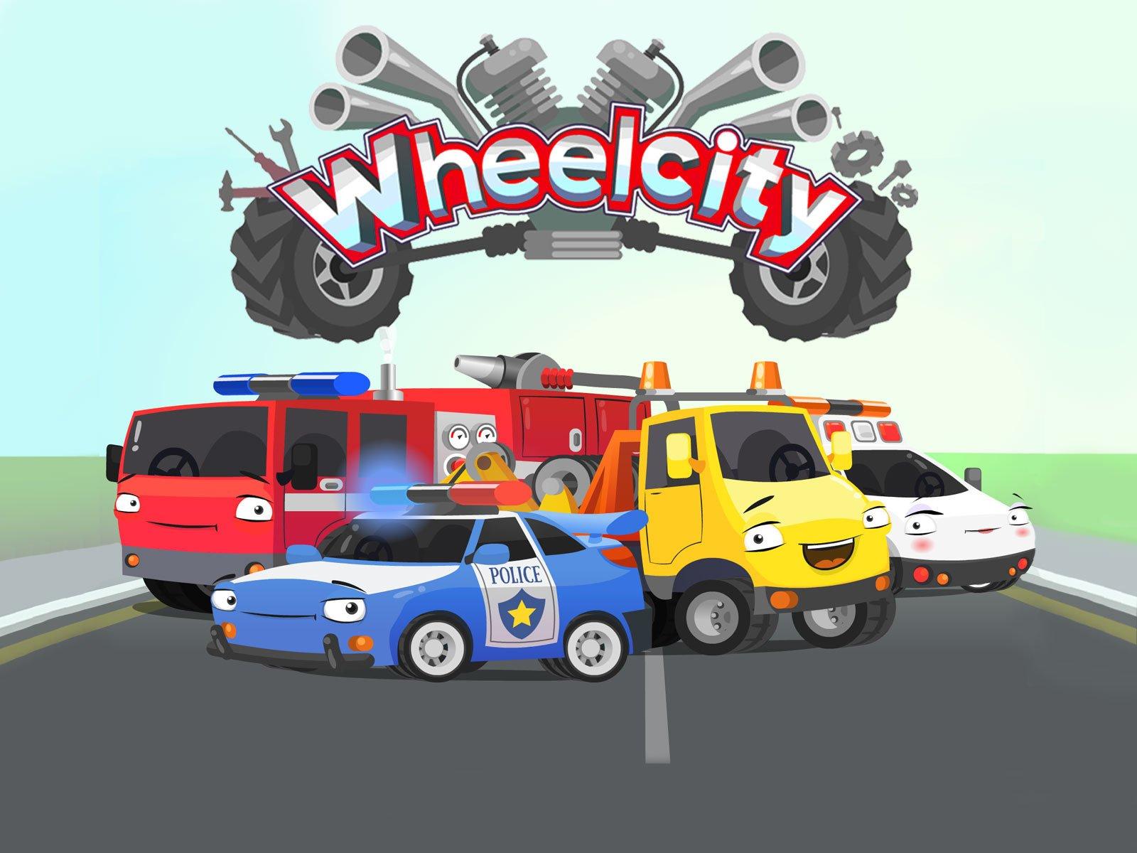 Wheelcity - Season 1