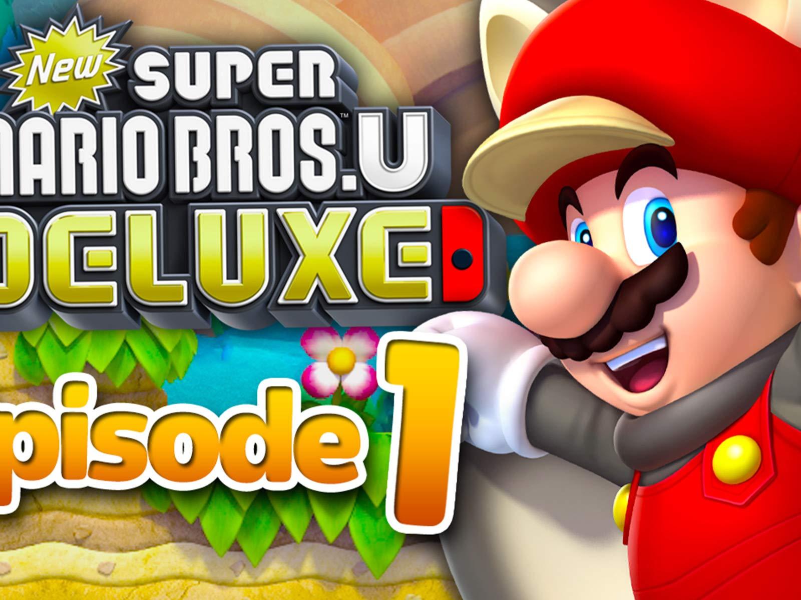 Clip: New Super Mario Bros. U Deluxe Gameplay - Zebra Gamer - Season 1