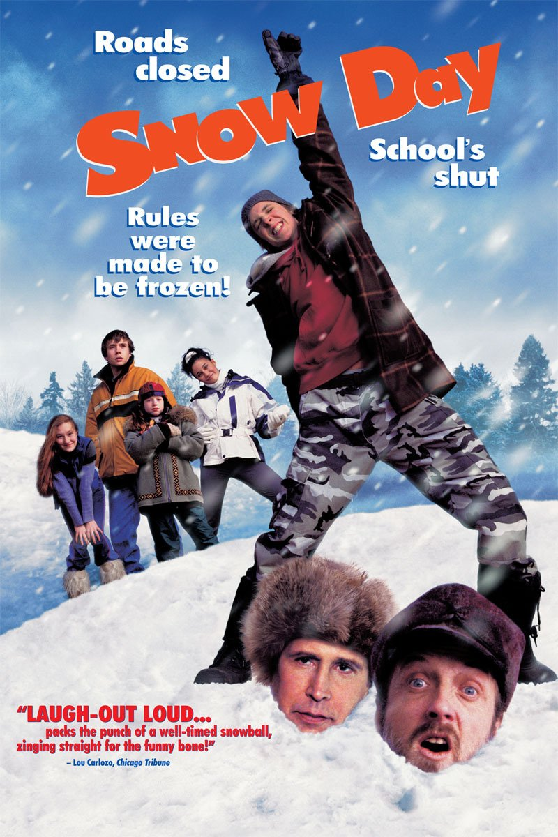 SNOW DAY on Amazon Prime Instant Video UK