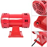 150db 110V 60HZ Industry Electric Motor Driven Siren Continuous Alarm Horn