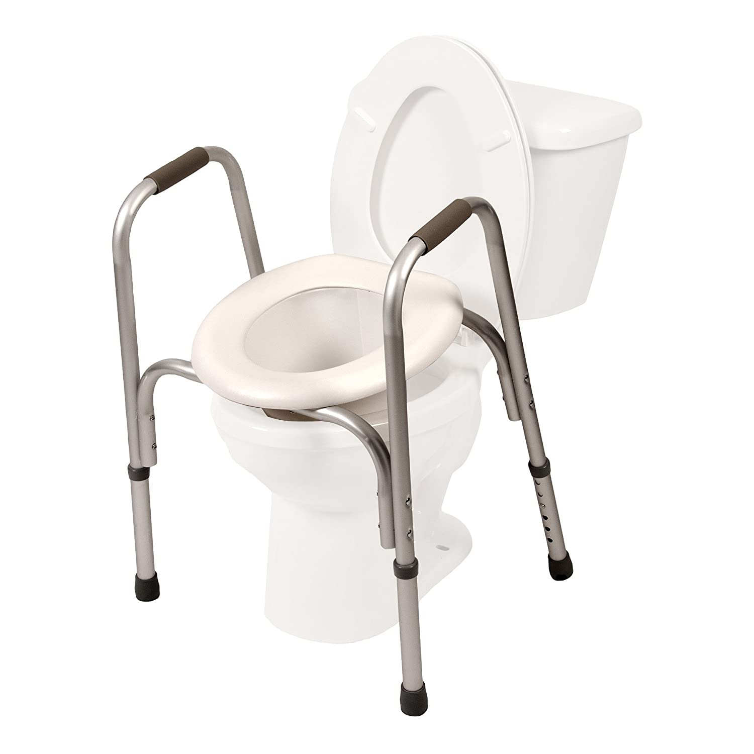 Top 10 Best Toilet Safety Frames And Rails Reviews 2018