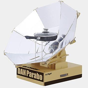 ソーラークッカー ダンパラボ DP-900