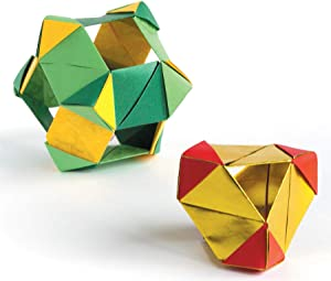 Dover Kusudama Origami Book (Dover Books on Papercraft and Origami)
