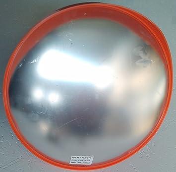 S curit miroir convexe convexe 35 cm bricolage z220 for Miroir 220 review