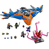 LEGO Marvel Super Heroes The Milano vs. The Abilisk 76081 Superhero Toy (Color: Multicolored)