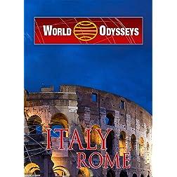 World Odyssey's Rome Italy