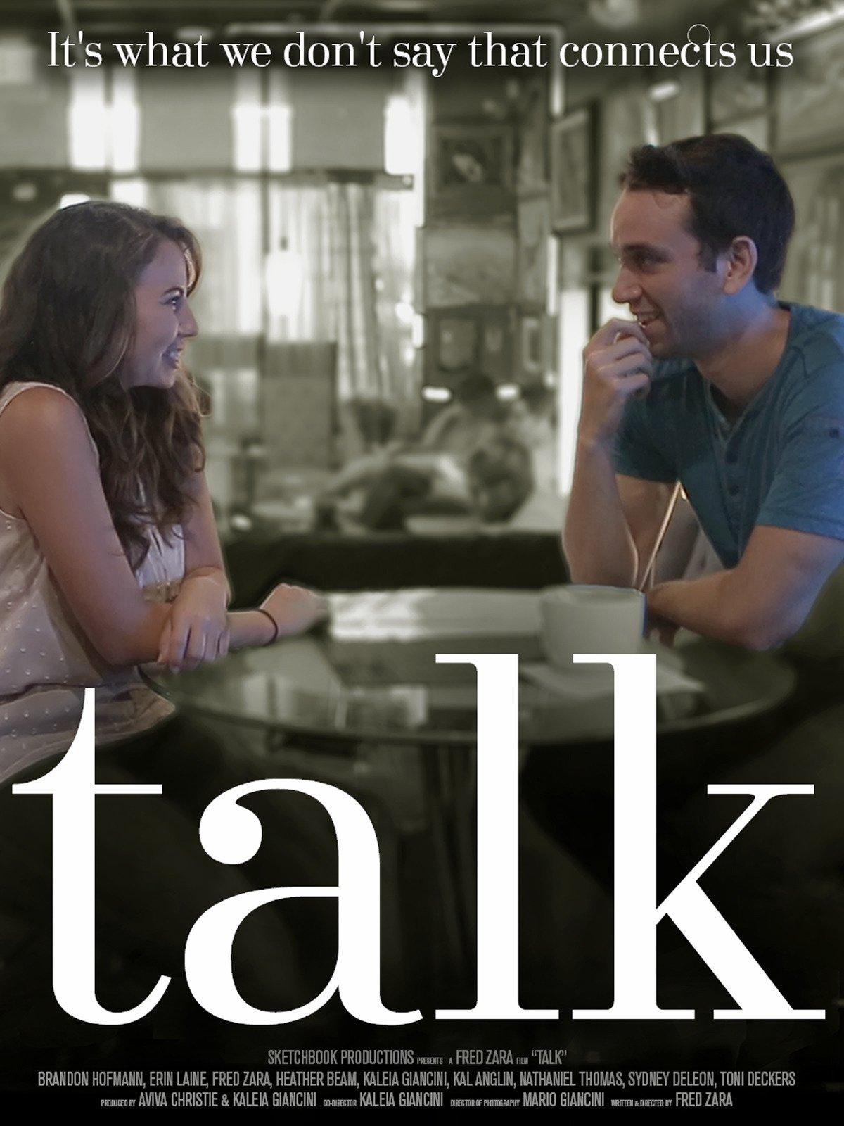 Talk on Amazon Prime Instant Video UK