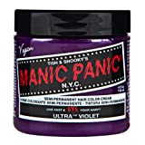 Manic Panic Classic Creme Hair Color Ultra Violet (Color: Violet, Tamaño: One Size)
