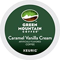 72-Count Green Mountain Coffee Caramel Vanilla Cream Coffee Keurig Single-Serve K-Cup Pods
