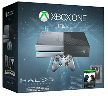 Xbox One Halo Special Edition Console Xbox One 1tb Console Halo 5