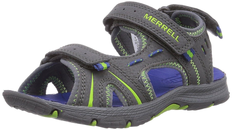 Merrell Panther Athletic Sandal (Toddler/Little Kid/Big Kid) oshkosh b gosh hava g athletic sandal toddler little kid