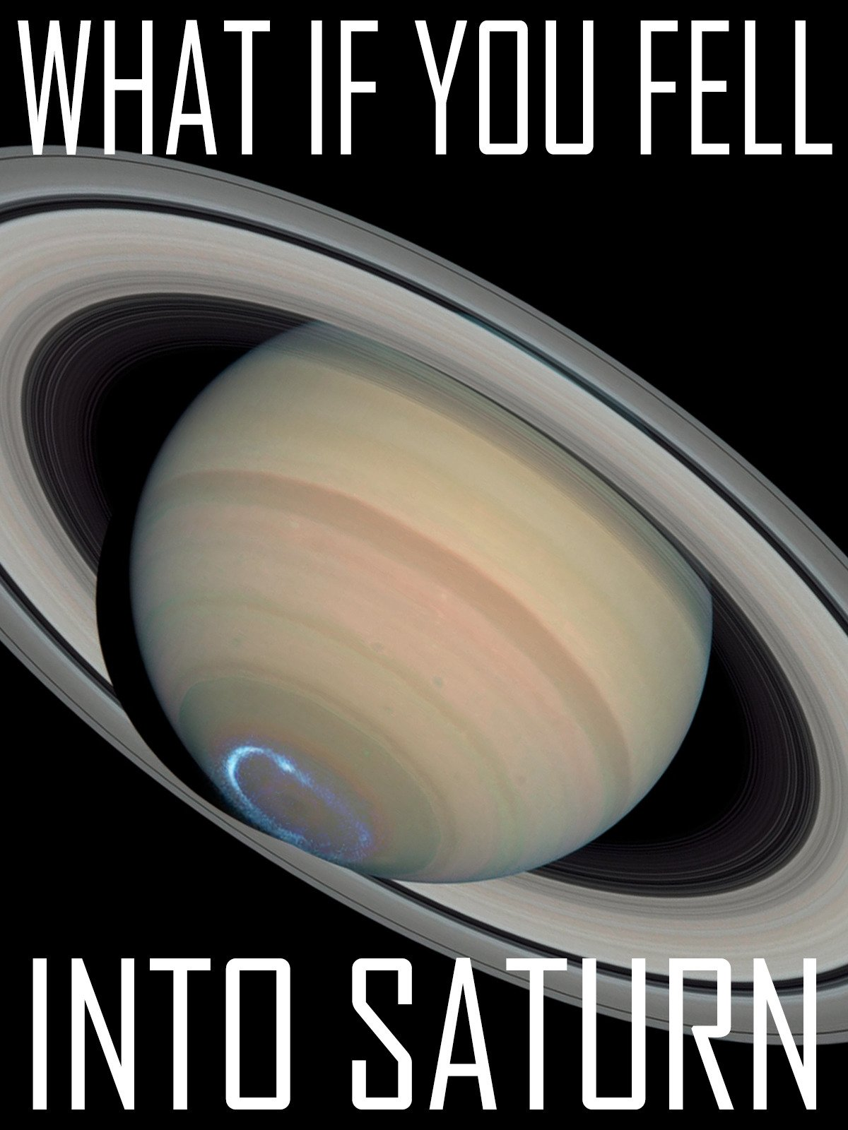 What If You Fell Into Saturn? on Amazon Prime Instant Video UK